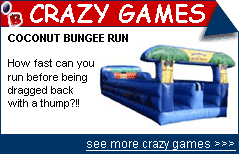 Coconut Bungee Run