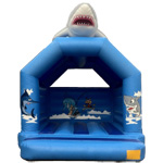Shark Bouncy Castle