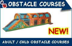 Adult / Child Obstacle Courses